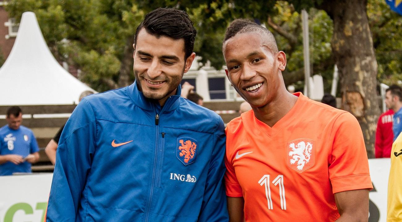 De beste straatvoetballer van Nederland