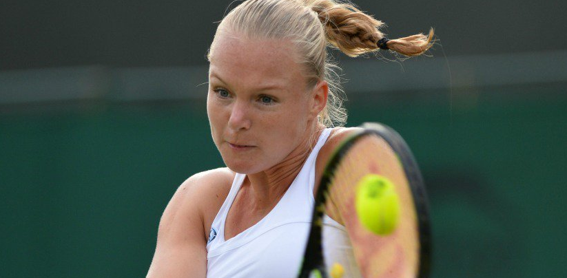 Kiki Bertens naar derde ronde Wimbledon