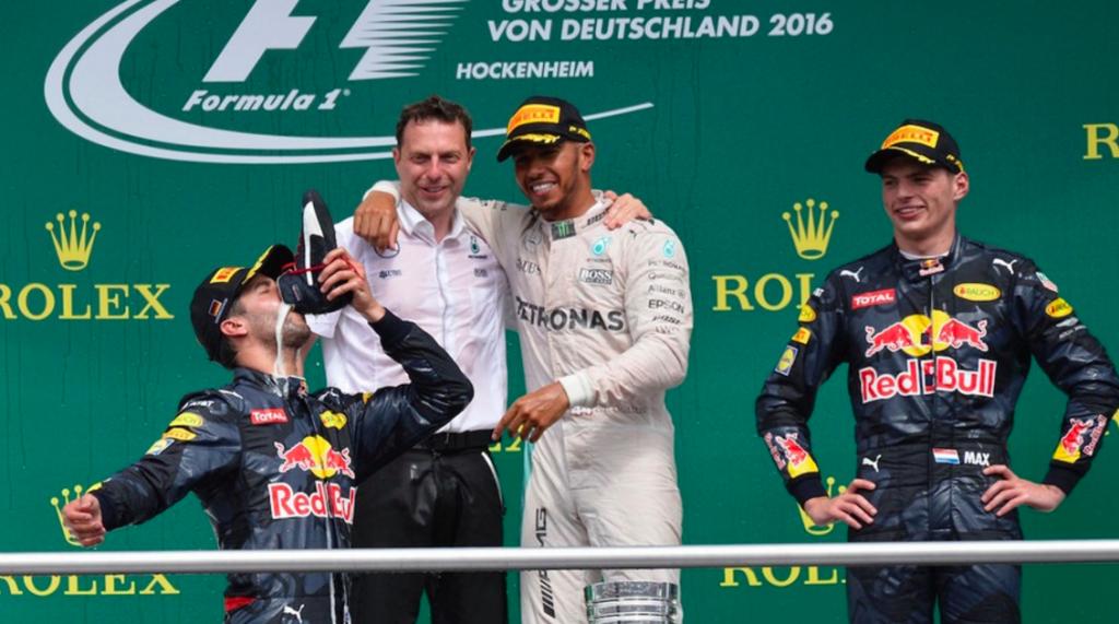 GP van Duitsland 2016