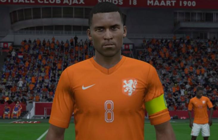Georginio Wijnaldum FIFA 16