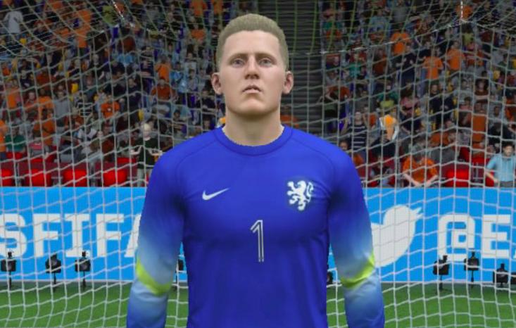 Jasper Cillessen FIFA 16