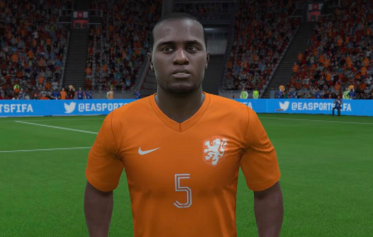 Jetro Willems FIFA 16