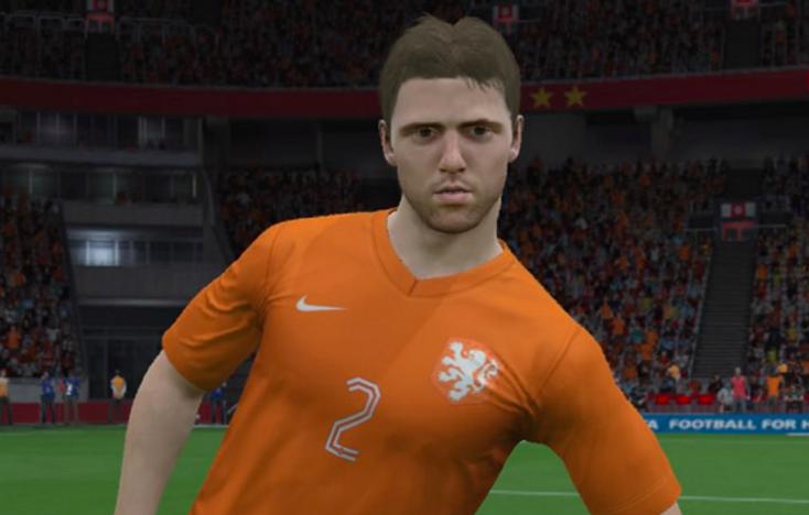 Joël Veltman FIFA 16