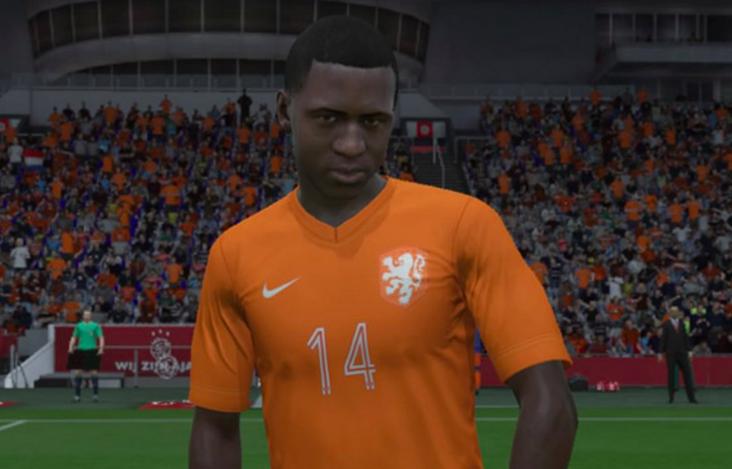 Oranje-internationals op FIFA 16