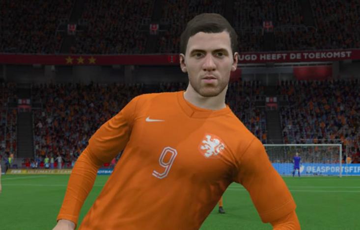 Vincent Janssen FIFA 16