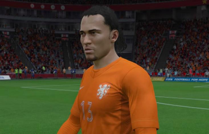Virgil van Dijk FIFA 16