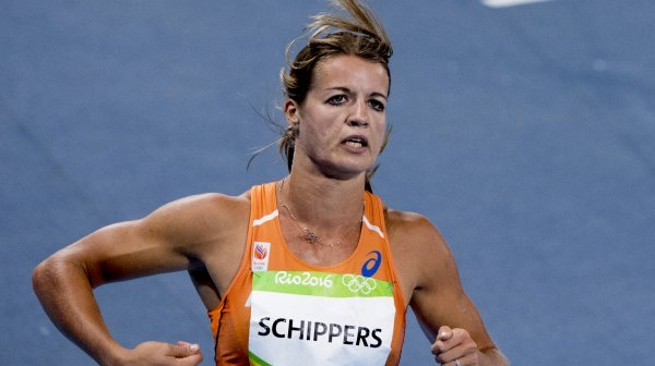Dafne Schippers 200m Rio