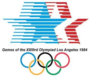 Logo Olympische Spelen 1984