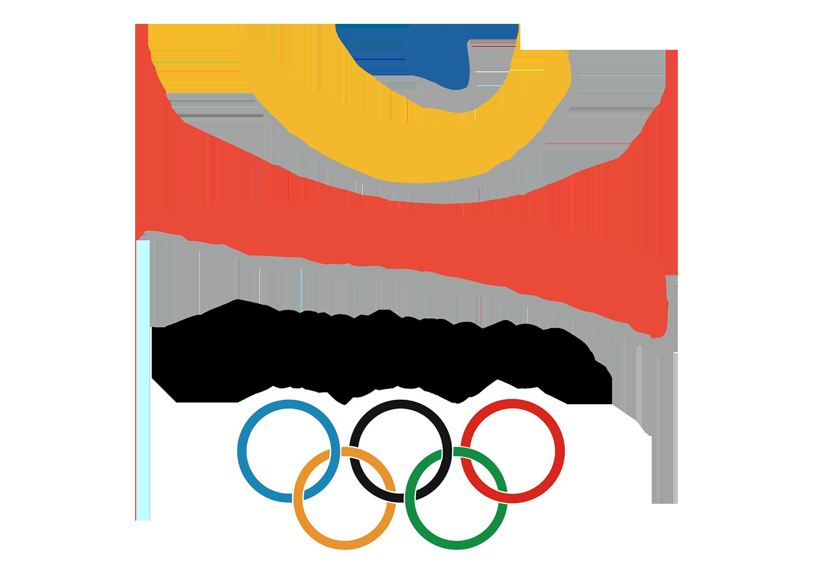 Logo Olympische Spelen 1992