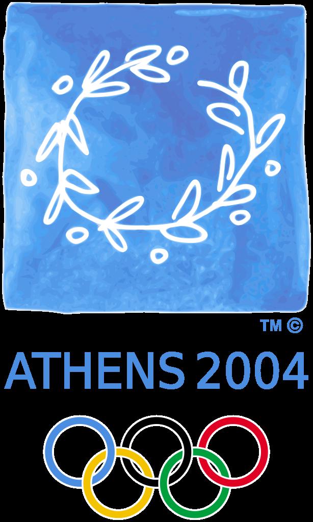 Logo Olympische Spelen 2004