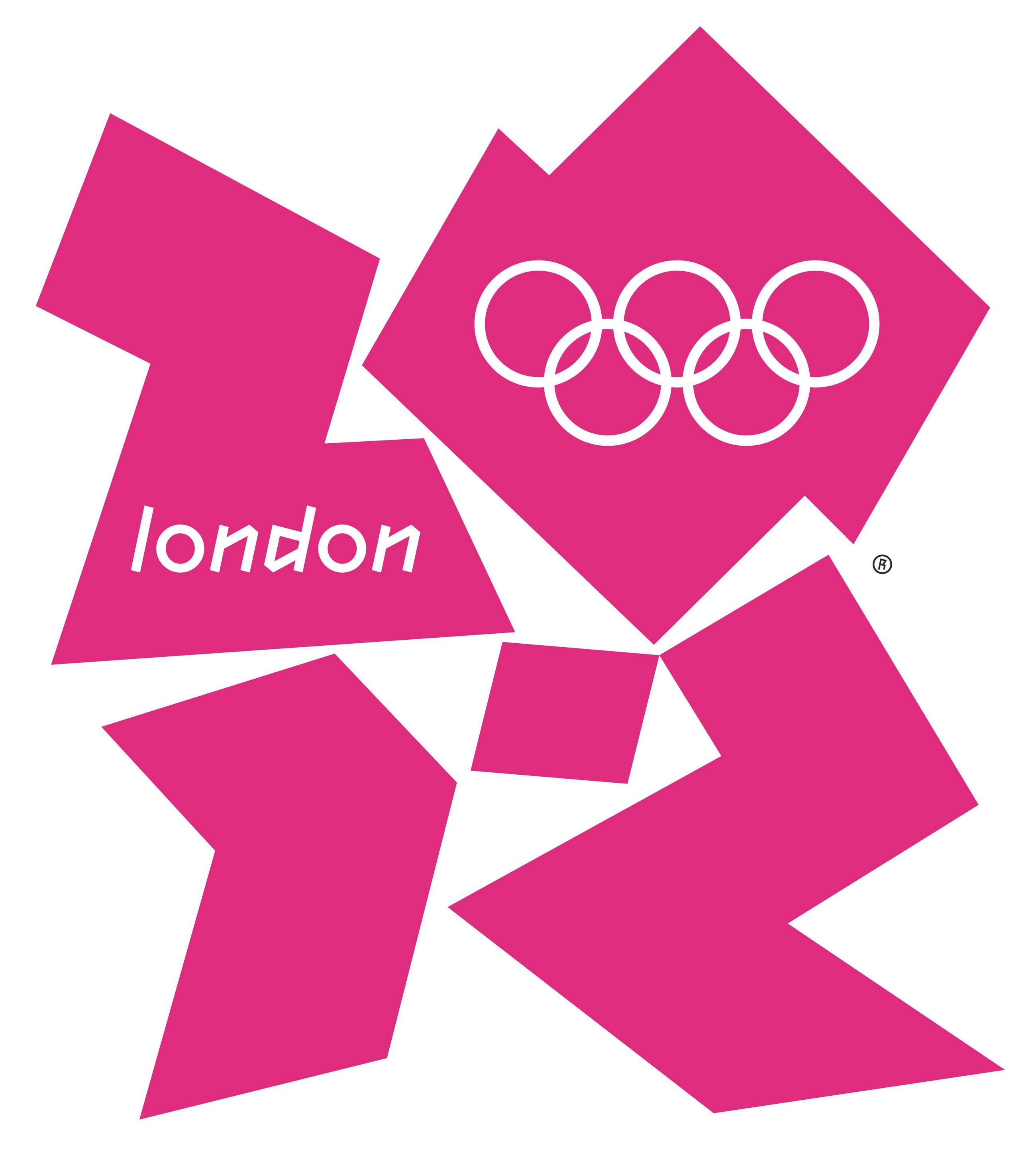 Logo Olympische Spelen 2012