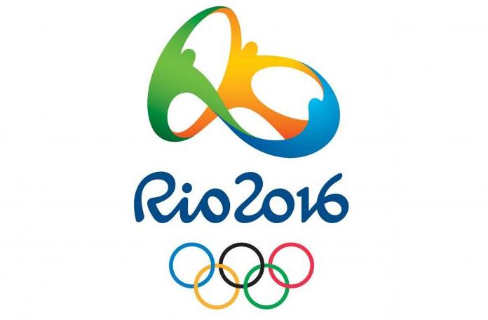 Logo Olympische Spelen 2016