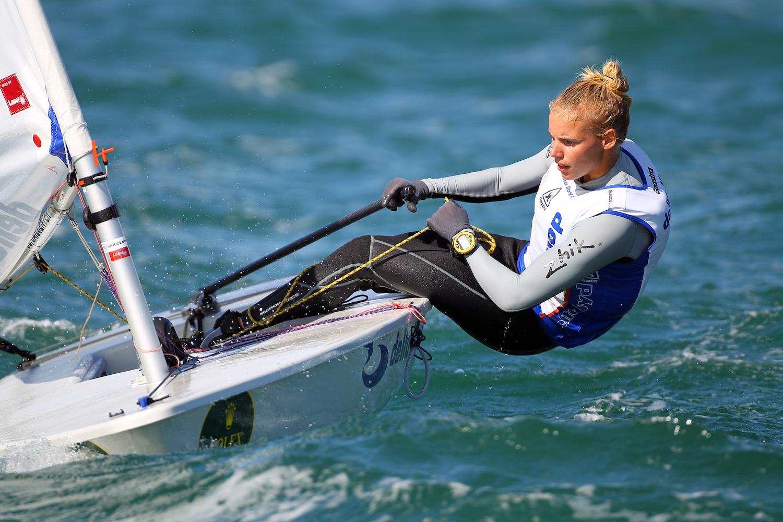 Marit Bouwmeester gaat voor goud