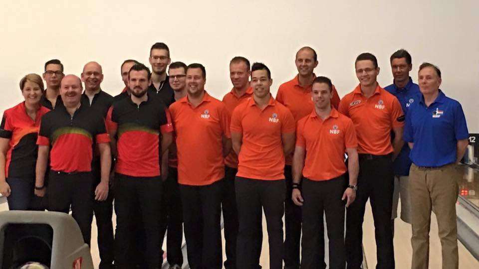 Nederlands elftal bowlen