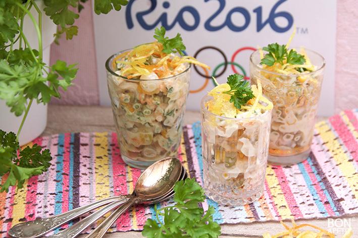 Olympische salade