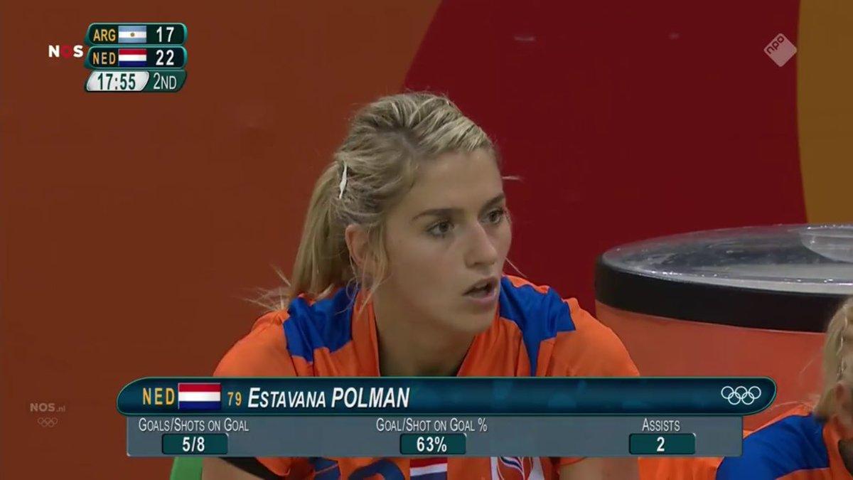 Overwinning Nederland handbal (7)
