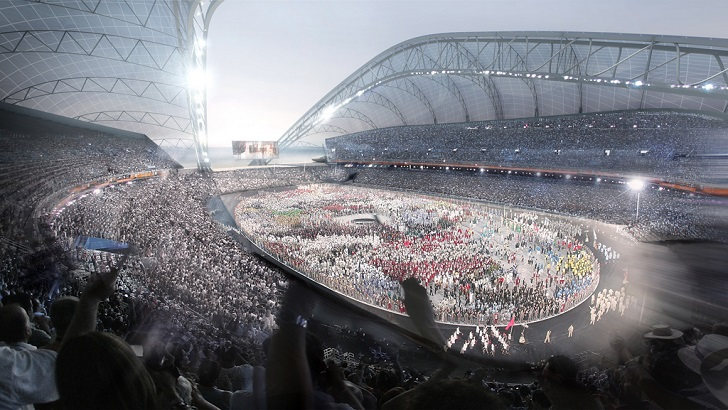 Fisht Stadium - Sochi