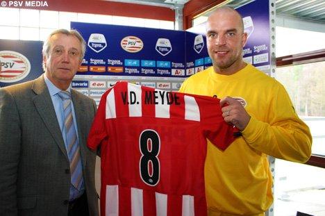 Andy van der Meijde PSV