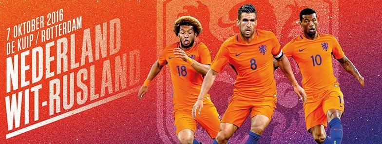Nederland - Wit-Rusland