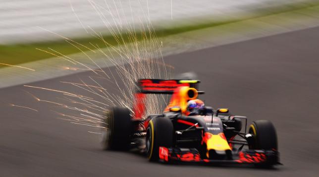 Verstappen start vanaf plek 4 in GP van Japan