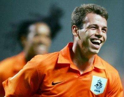 Nicky Hofs Nederlands elftal