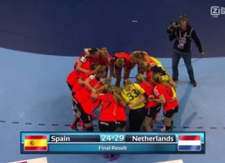Nederland - Spanje