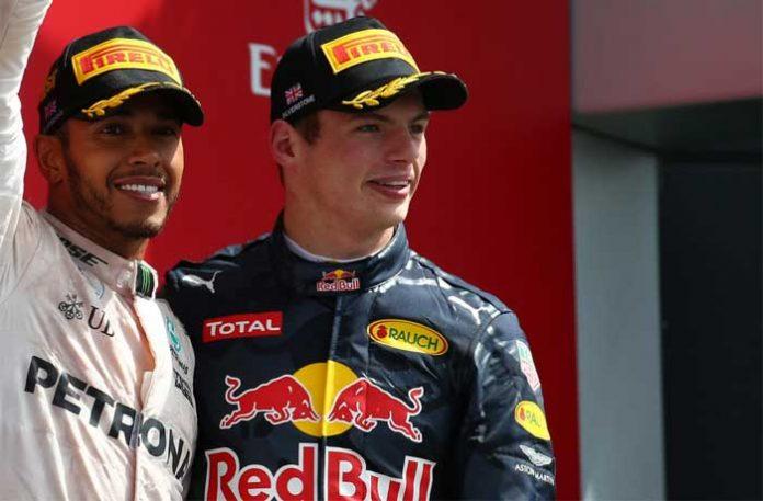 Verstappen enige echte concurrent van Hamilton