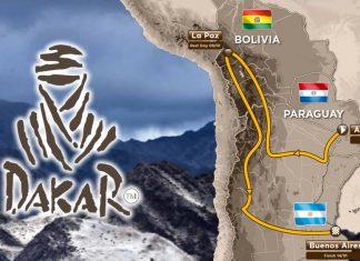 Dakar Rally 2017