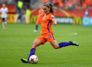 Speelschema Oranje dames WK 2019
