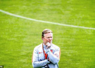Ronald Koeman maakt Oranje-selectie Nations League bekend