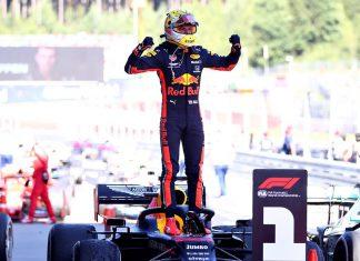 Max Verstappen GP Oostenrijk