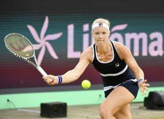Kiki Bertens wint WTA Rosmalen