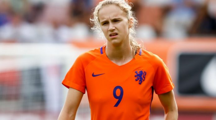 Miedema Oranje WK 2019