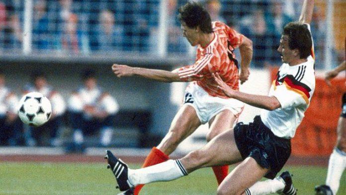 Nederland duitsland 2-1