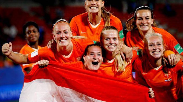 Olympische spelen Oranje leeuwinnen
