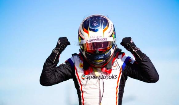 Nyck de Vries wint GP Frankrijk