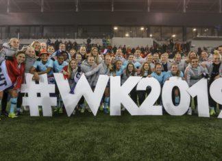 Vrouwen WK voetbal 2019