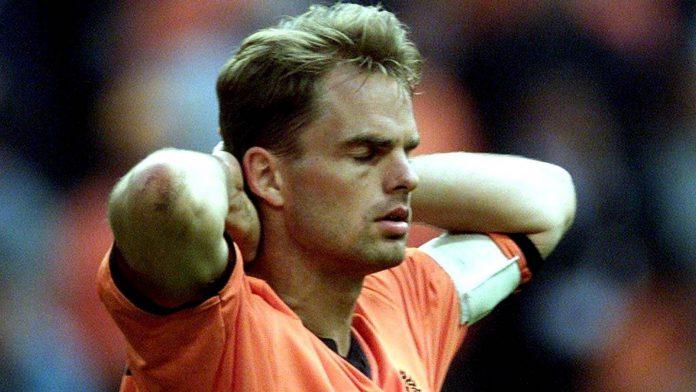 Frank de Boer EK 2000