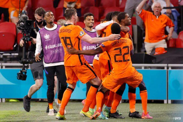 Oranje achtste finales