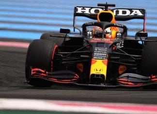 Samenvatting kwalificatie F1 Frankrijk