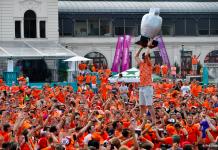 Oranjefans Budapest