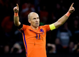 Arjen Robben stopt