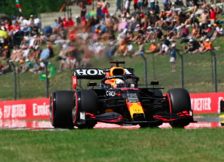 Hamilton pakt pole, Verstappen derde