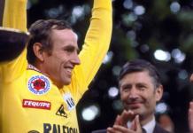 Joop Zoetemelk wint Tour 1980