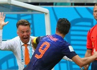 Louis-van-Gaal bondscoach Nederland
