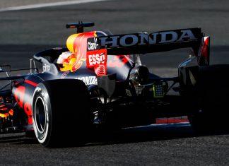 Honda F1 Red Bull