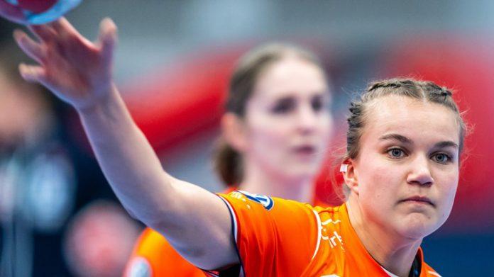 Nederlandse handbalsters