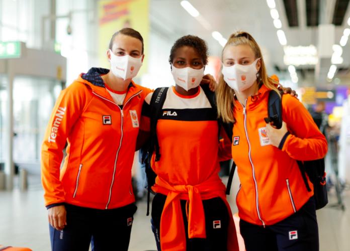 Oranje Leeuwinnen Tokio