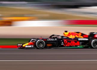 Verstappen Silverstone