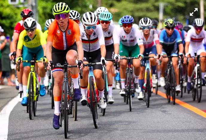 Olympische wegrit vrouwen
